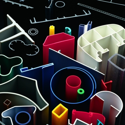 extrudierte Kunststoffprofile