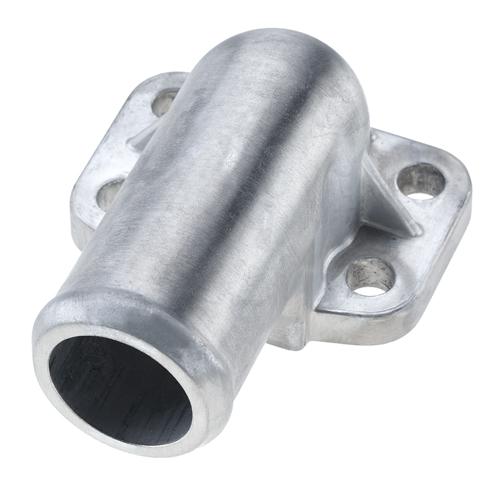 Saugflansch aus Aluminiumguss
