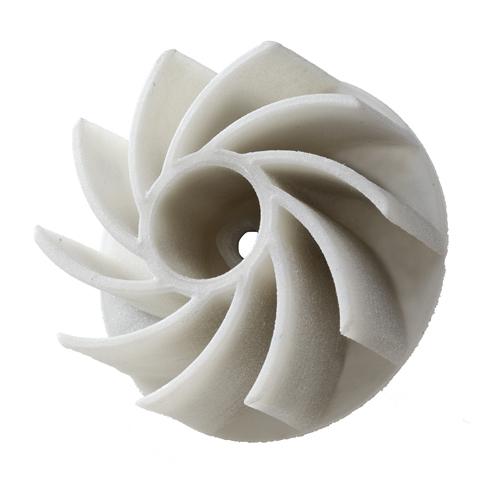Rapid Manufacturing - Kunsstoffteil
