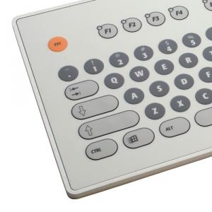 Tastatur für die Fabrikautomation