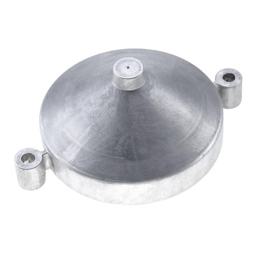 Leuchtenteil Aluminium-Kokillenguss