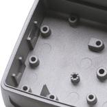 Industriegehäuse Aluminiumguss | © Copyright by G.W.P. Manufacturing Services AG - Warnung: Unberechtigte Bildnutzung wird konsequent verfolgt!