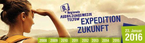 Regionale Ausbildungsmesse Teltow 2016